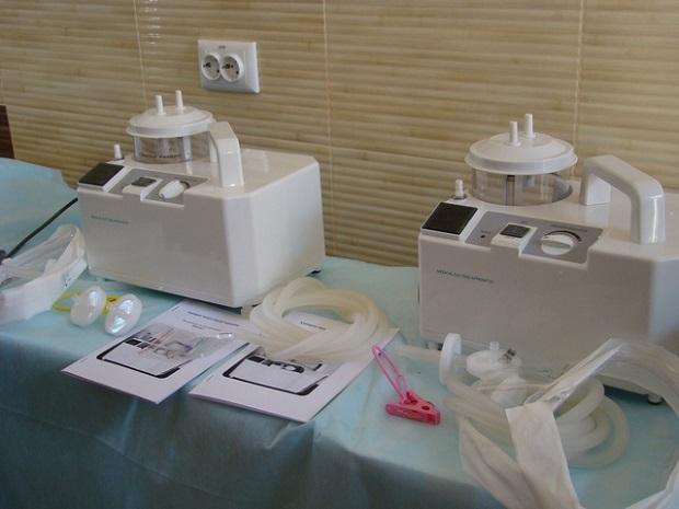 Нове обладнання (травматологічне відділення)