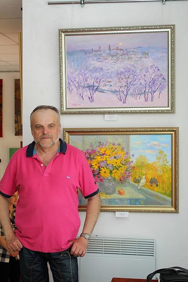 Олександр Горбань (художник)