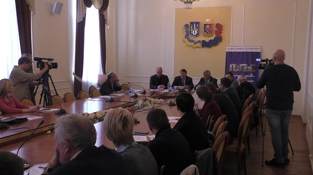 У Хмельницькому обговорили особливості формування бюджету на 2019 рік
