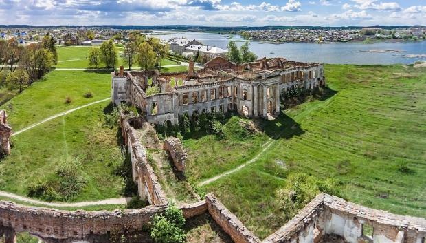 Палац князів Сангушків