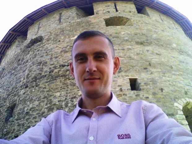 Андрій Павловський (журналіст, письменник)