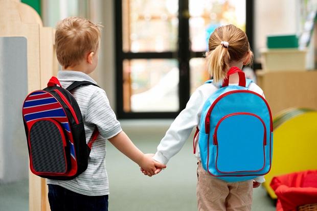 Школа. Діти