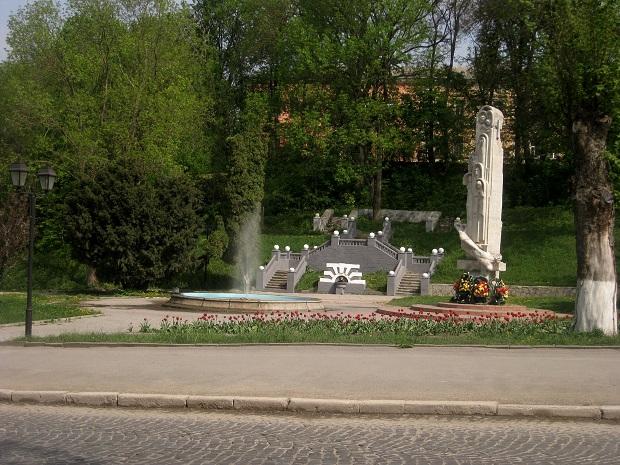 Сквер Молодіжний (Кам'янець-Подільський)