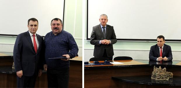 К-ПНУ. Відзнаки Верховної Ради України