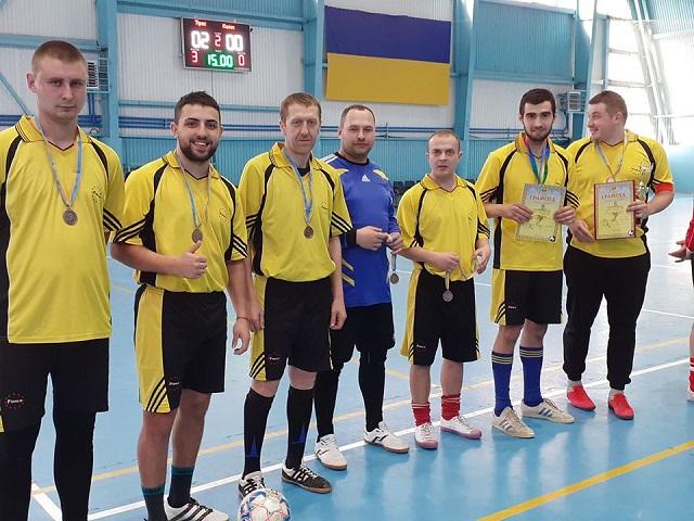 Чемпіонат Кам'янець-Подільського району з футзалу