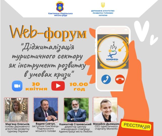 Кам'янець-Подільський. Туристичний сезон 2020
